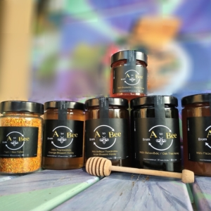 Honey & Hive products